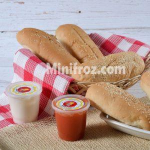 Roti Hotdog