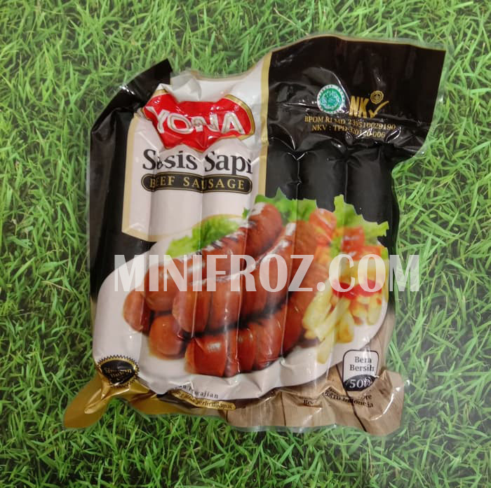 YONA SOSIS SAPI ISI 6Pcs