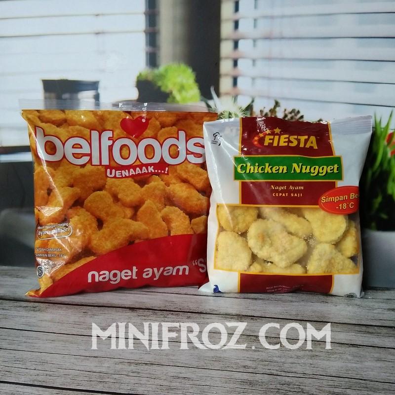 Distributor Frozen food bekasi - Nugget