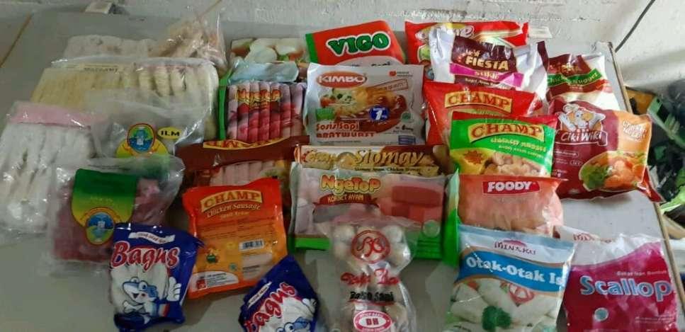Jual Makanan Beku Frozen Food Jakarta Supplier Minifroz Com