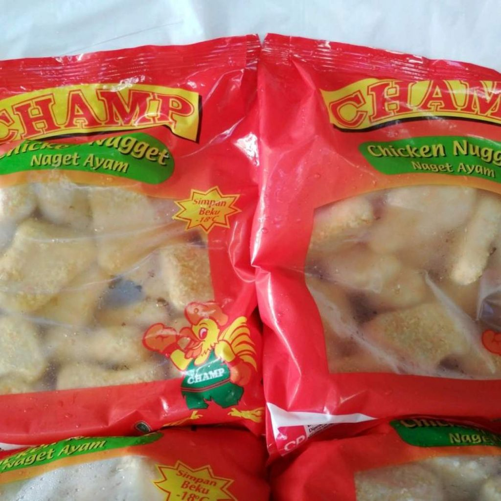 distributor nugget champ bekasi