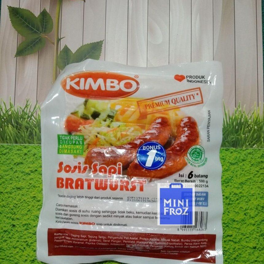 Jual Sosis Kimbo Terdekat