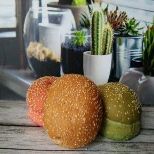 Tempat Jual Roti Burger